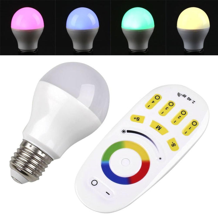 Controller Touch LED Bulbs Boughtit.ca Home & Décor - Boughtit.ca