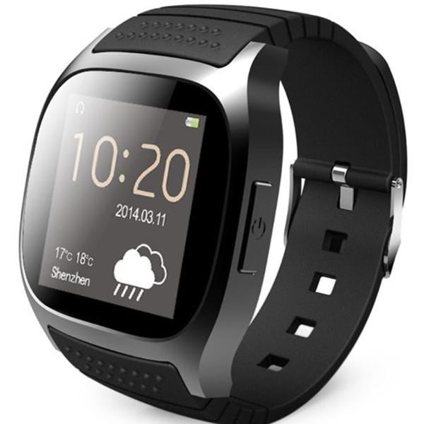 Bluetooth M26 Led Display Watch Boughtit.ca Wrist watch - Boughtit.ca