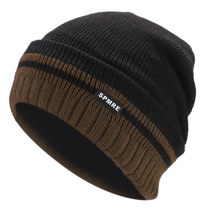 2018 Winter Knitted Beanie For Men Fleece Hat Women Warm Caps Casual Skullies Beanies Thicken Hats Sports Skiing Wool Baggy Cap Boughtit.ca  - Boughtit.ca