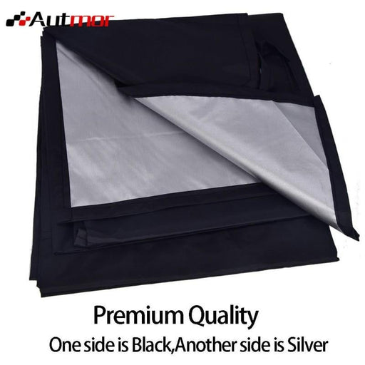 210*120cm Car/Truck Magnet Windshield Cover - Saves Snow & Heat Boughtit.ca Home & Garden - Boughtit.ca