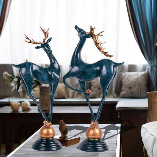 2PCS Deer decoration pieces Boughtit.ca Home & Décor - Boughtit.ca