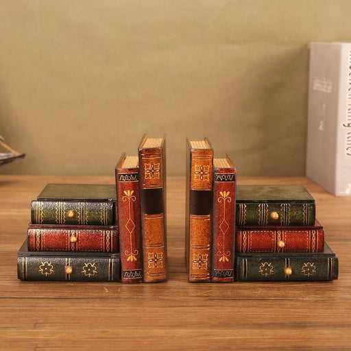 Ancient books decoration Bookend f Boughtit.ca Home & Décor - Boughtit.ca