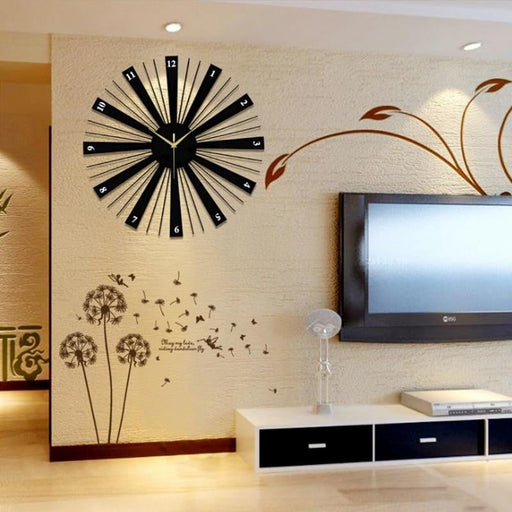 Modern Home Decoration Watch Wall