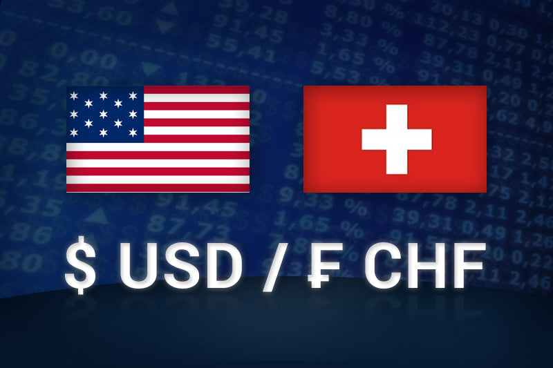 USD/CHF Free Chart of the Week