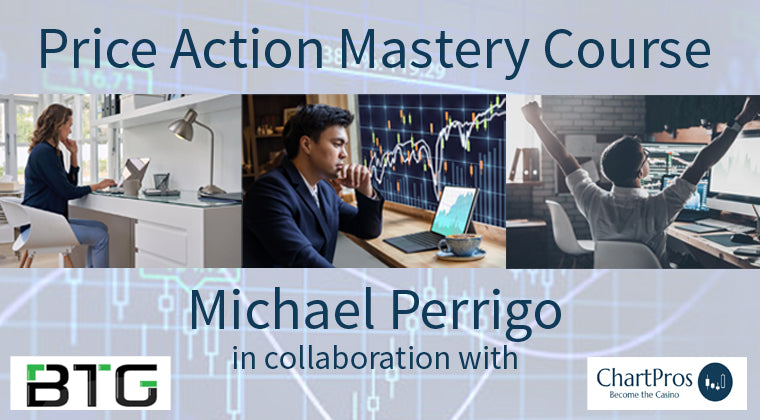 Price Action Mastery Course with Michael Perrigo