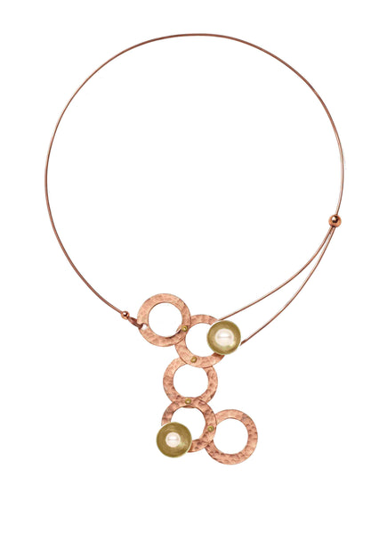 Sculptural - Necklace - Stream