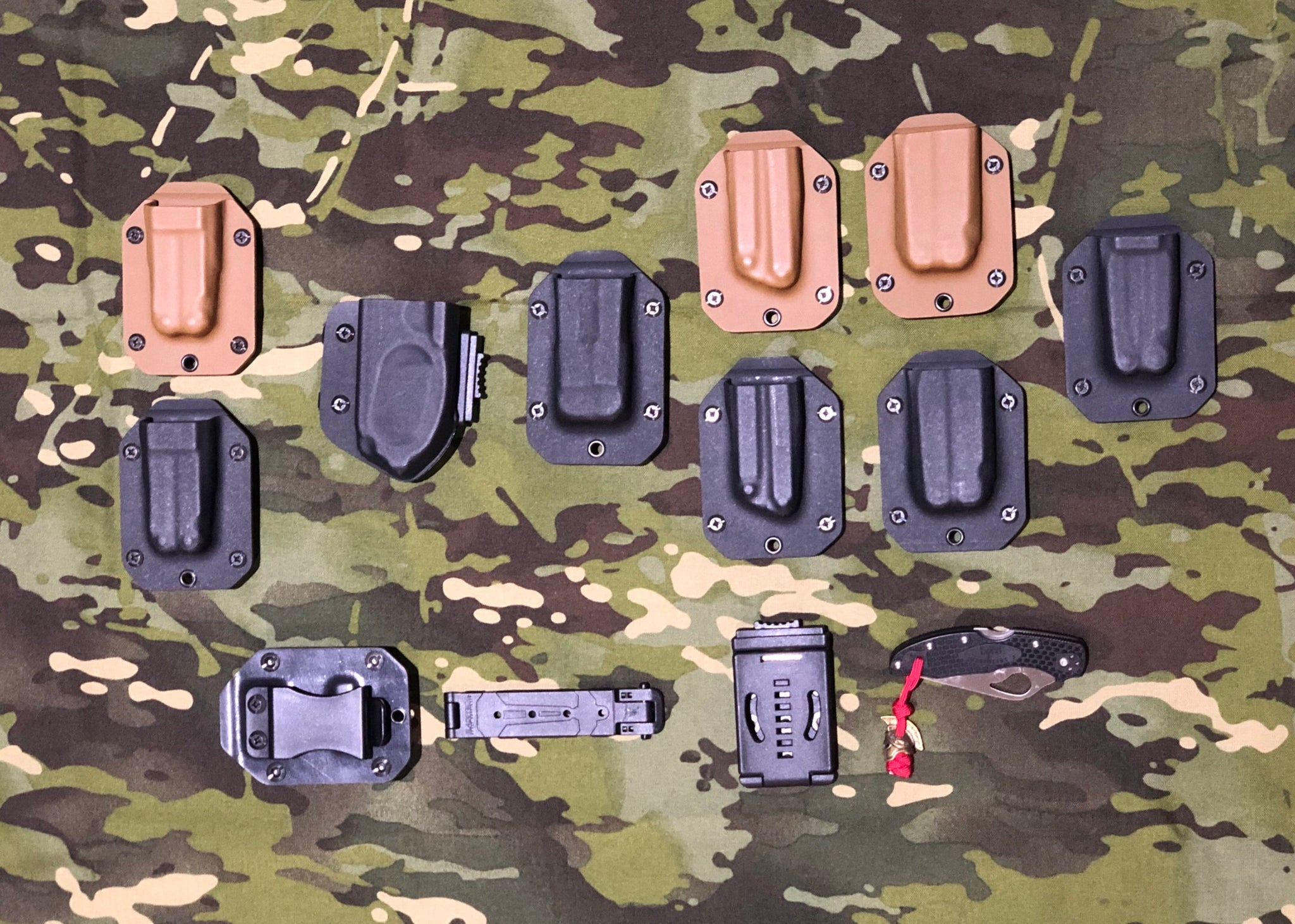 Kydex sheaths for multitools now available!