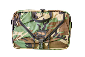 Mystery Ranch 3 Way Briefcase in Woodlands Camo