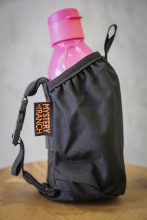 Mystery Ranch Bottle Pocket in Black