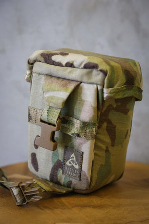 Mystery Ranch Flip Top Box in Multicam