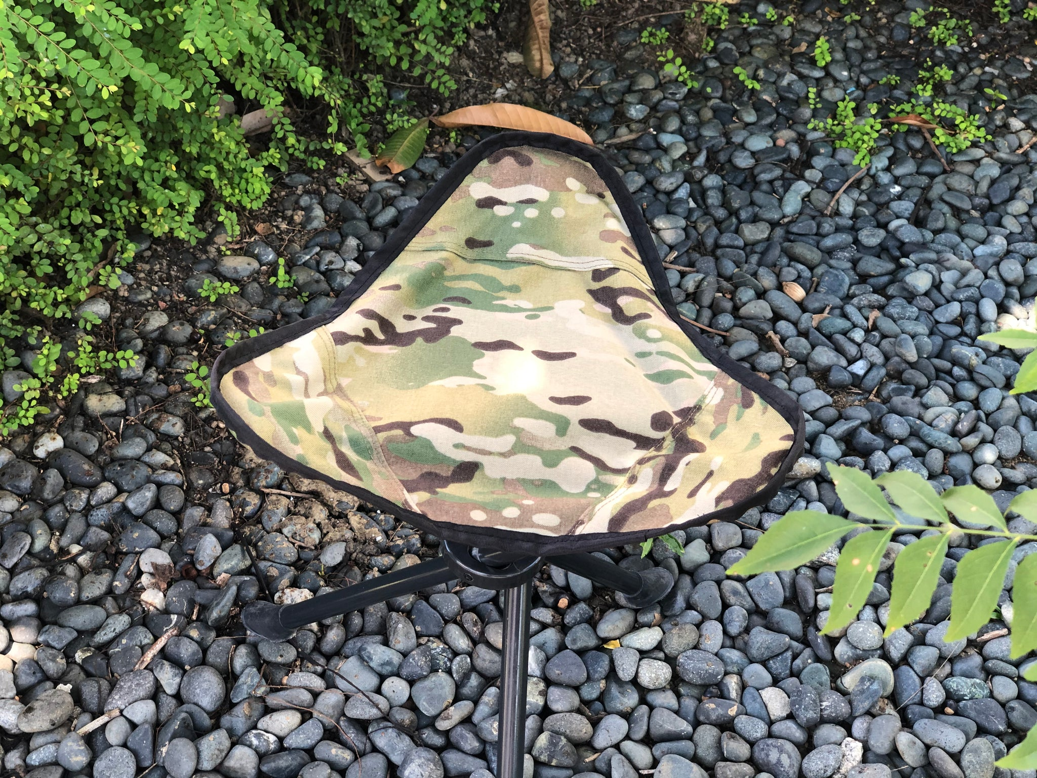 Hitchhikers Tripod seat cover