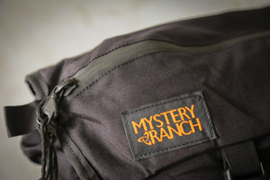 Mystery Ranch Invader Black