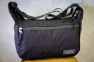 Mystery Ranch Load Cell Shoulder Bag in Black