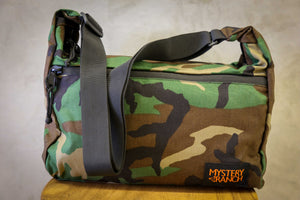 Mystery Ranch Load Cell Shoulder Bag in Woodland Camo