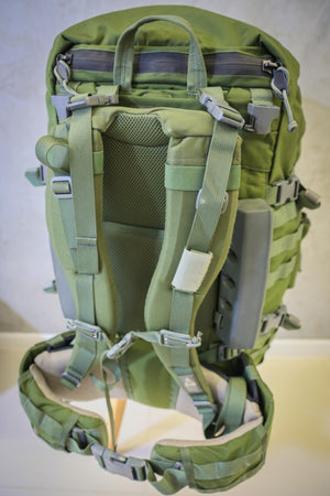 ystery Ranch Mountain Ruck in Olive Drab Green (Yoke size M)