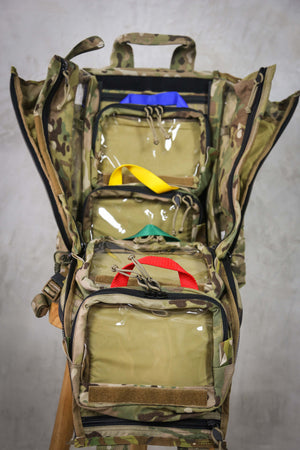Mystery Ranch RATS Pack in Multicam