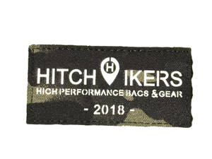 Hitchhikers Patch