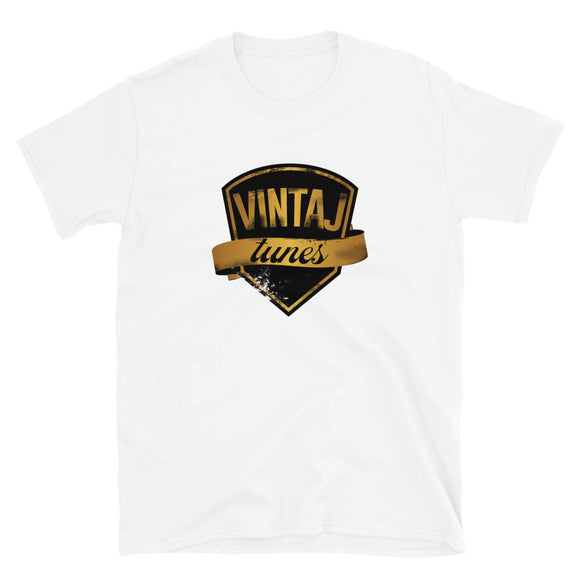 Vintaj Tunes Short-Sleeve T-Shirt