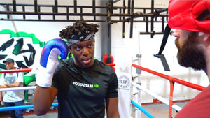 KSI REVEALS FIGHT STRATEGY TO BEAT LOGAN PAUL