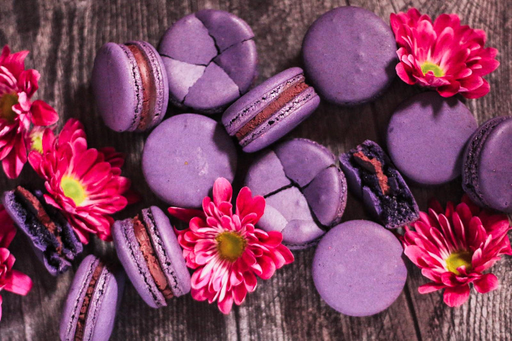 Vegan Macarons by L'Artisane Bakery