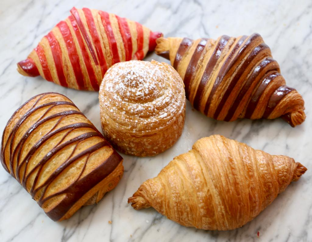 Les Croissants Box (5 Units)