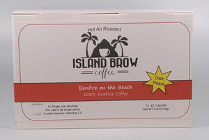 Brew Pods - Bonfire on the Beach