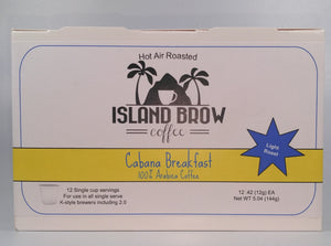 Brew Pods - Cabana Breakfast