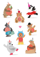 Lots of Bears!