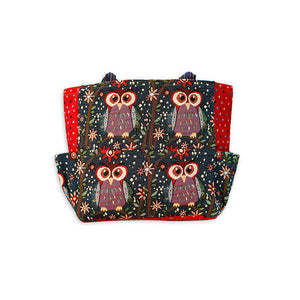Red Owl Haversack Bag