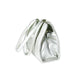 Silver Pearl hobo bag