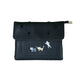 Kitty clutch bag