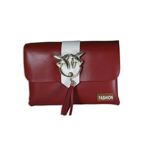 Red passion bag