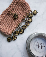 "Stitch Markers Set ""Azulejo"" 