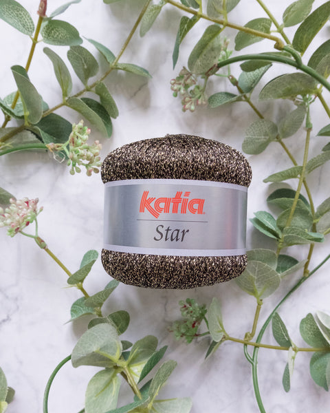 -50% Katia Star (lurex) | 25g