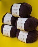 -60% Wool Cotton 5x50g