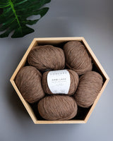 -30% Concept Gobi Lace 5x25g — dark brown