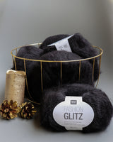 -30% Fashion Glitz 5x50g | black
