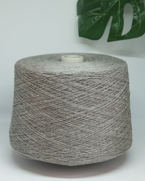 New Mill 50% cashmere 50% silk | grey