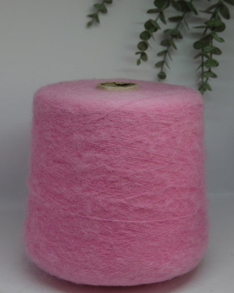 FUZZY Brushed Alpaca | pink