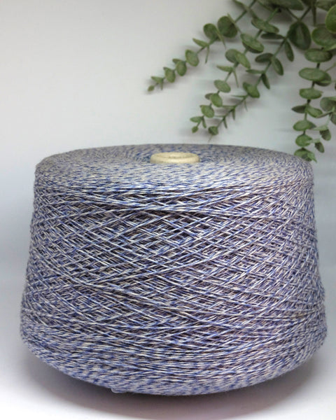 New Mill Magreb Mouline | lilac-blue