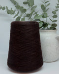 Cariaggi art. Antilope 2/60 (100% merino wool) | redwood brown