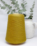 Cariaggi art. Wind 2/54 (elastane) | mustard yellow