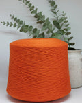 Lanerossi Albany 100% merino wool | orange