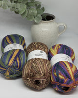-50% Rico Superba Bamboo Superwash (Sock yarn) 4-ply 100g