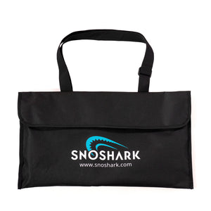 SnoShark® 3-PACK (Free Car Storage Bag Included).