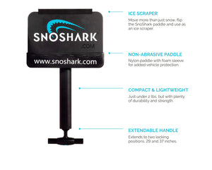 SnoShark® 2-PACK! *Save an additional 10%*