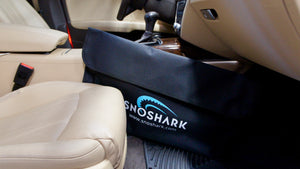 SnoShark® 2-PACK (Free Car Storage Bag Included).
