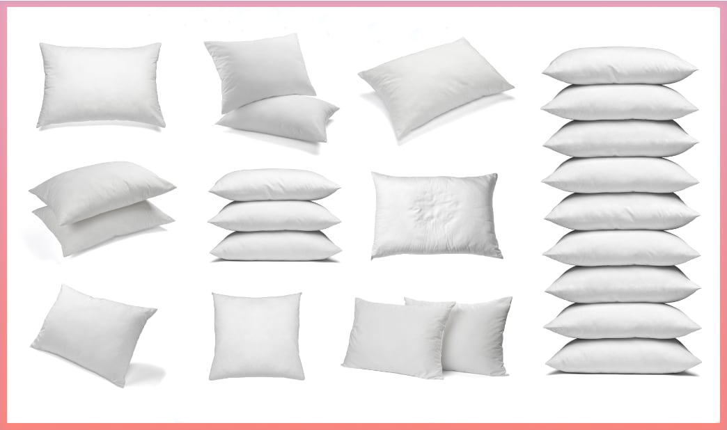 everything about pillows