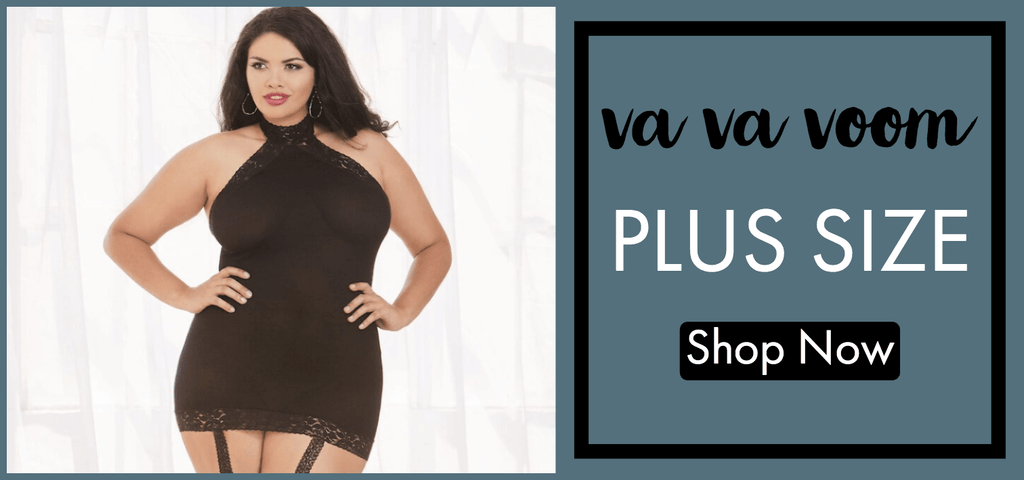 bouji lingerie's sexy plus size lingerie collection
