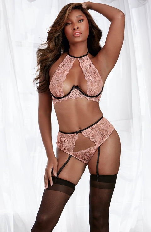 Underwire Bralette Set by Dreamgirl